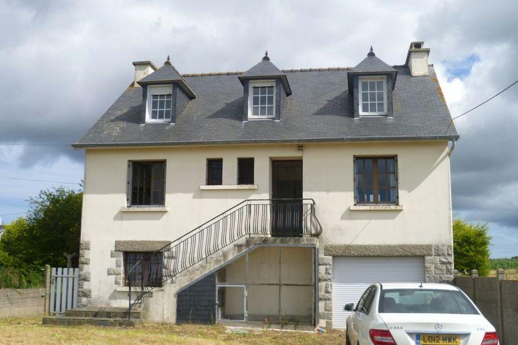 A vendre maison 87 4 m henanbihen armor conseil immobilier for Immobilier conseil