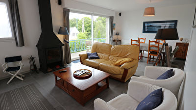 TEXT_PHOTO 0 - LOCATION SAISONNIERE pour 10 Personnes - Centre - Grande Plage SAINT CAST