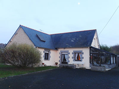 TEXT_PHOTO 0 - A VENDRE MAISON PLURIEN