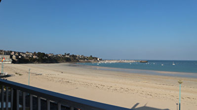 TEXT_PHOTO 1 - LOCATION VACANCES SAINT CAST  VUE MER GRANDE PLAGE 4 PERSONNES