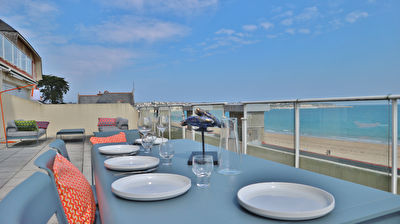 TEXT_PHOTO 0 - LOCATION VACANCES ST CAST / VUE MER GRANDE PLAGE / POINTE DE LA GARDE - 6 personnes
