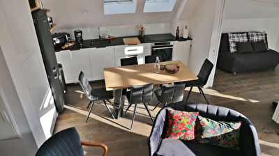 TEXT_PHOTO 0 - LOCATION VACANCES APPARTEMENT T4 ST CAST  - LES MIELLES CENTRE GRANDE PLAGE